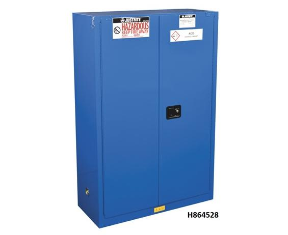 HAZARDOUS MATERIALS SAFETY CABINETS
