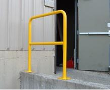 ALL WELDED HAND RAIL